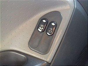 Comando De Vidro Diant.esquerdo Ford Fiesta 1.0 8v Flex 2009