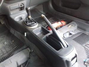Console Central Honda Civic 1.7 2001 2001