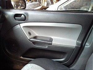 Forro De Porta Diant.direito Ford Fiesta 1.0 8v Flex 2009