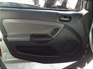 Forro De Porta Diant.esquerdo Ford Fiesta 1.0 8v Flex 2009