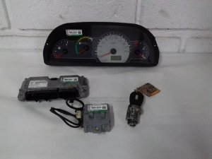 Kit Code Fiat Uno Mile 1.0 8v Flex 2009/2010