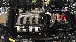 Motor Parcial Fiat Brava 1.6 16v 1999 2000