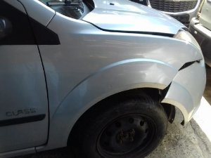 Paralama L.direito Ford Fiesta 1.0 8v Flex 2009