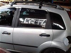 Porta Trás.esquerda Ford Fiesta 1.0 8v Flex 2009