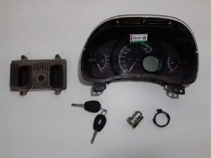 Kit Code Fiat Strada 1.4 8v 2015 55268091