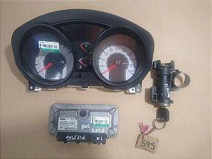 Kit Code Ford Fiesta 1.0 Flex 2008/2009 Efj2-6s6512a650fc