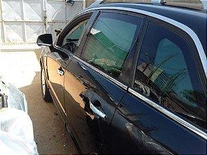 Porta Trás.esquerda Blindada Gm Captiva 3.0 V6 2010 2011