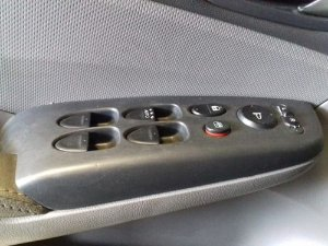 Comando Vidro Eletrico Diant Esquerdo Honda New Civic 2007