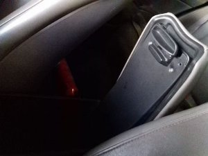 Console Central Honda New Civic 2007 A 2011