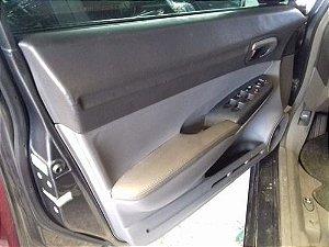 Forro De Porta Diant Esquerdo Honda New Civic 2007 A 2011