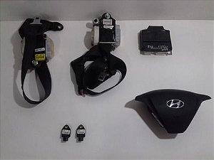 Kit Airbag C/ Painel Hyundai Hb20 2014 2015