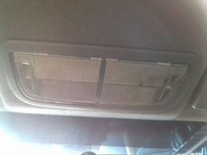 Luz De Teto Honda New Civic 2007 A 2011