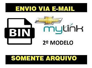 Arquivo Dados Memória Eprom Chevrolet Mylink 2 Leiadescrição
