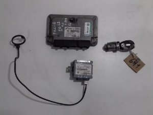 Kit Code Fiat Palio 1.0 Fire Flex 2010 55248939