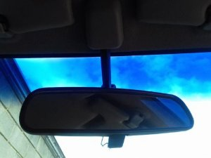 Retrovisor Interno Honda Civic 1.6 16v 1999