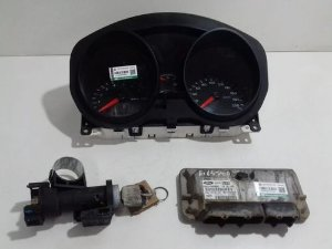 Kit Code Ford Fiesta 1.0 Flex 9s6512a650ac