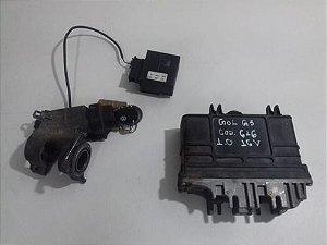 Kit Code Vw Gol G3 1.0 16v Iaw 1av170bi 5x3906021