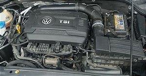 Motor Parcial Vw Jetta 2.0 Tsi 211cv 74 Mil Km Base De Troca