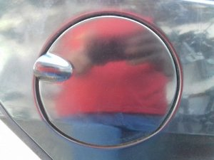 Portinhola De Combustível Gm Agile 1.4 2011 2012
