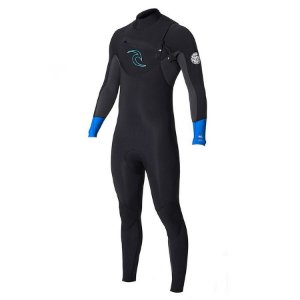 Long John Rip Curl Dawn Patrol Vedado 3.2mm Chest Zip
