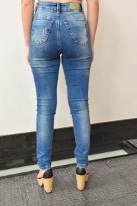 Calça Jeans Skinny Base Basic