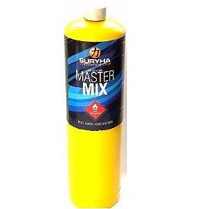 Gás Mapp Master Mix para Maçarico Portátil 450Gr - Suryha