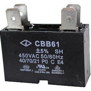 Capacitor 2.5uf 450vac - Eos