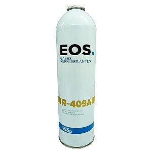 Gás Refrigerante R-409a 750gr - EOS