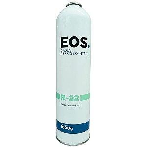 Gás Refrigerante R22 1Kg - EOS