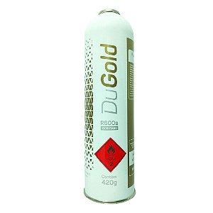 Gás Refrigerante R600a 420g - Dugold
