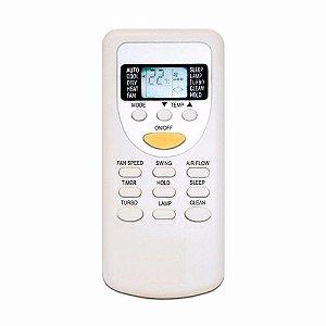 Controle Remoto para Ar Condicionado Komeco Brize