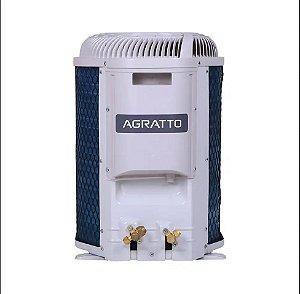 Ar Condicionado Split Hi-Wall Fit 9000 BTUs 220V ECS9QF-R4 Agratto