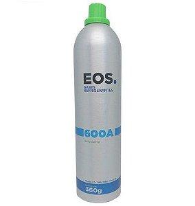 Gás R600a Lata Cilindro Eos 360 Gramas
