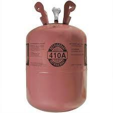 Gás R410A 11.35 kg + R22 13.60 kg