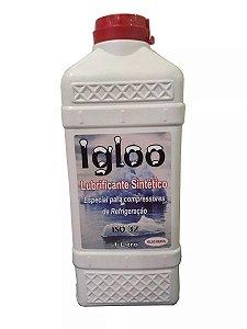 Óleo Compressor Refrigeração Geladeira R134a Igloo 32 (1 L )