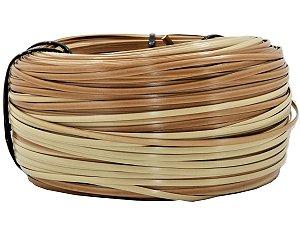 Fita meia cana 5mm de junco Vime  Rattan sintético para cadeiras e artesanato 500 metros Cerâmica