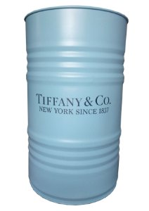 Tambor Decorativo 200L - Tiffany