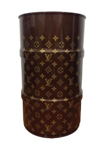 Tambor Decorativo 200L - Louis Vuitton
