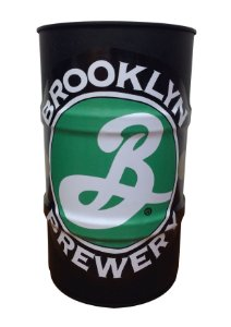Tambor Decorativo 100L - Brooklyn Brewery