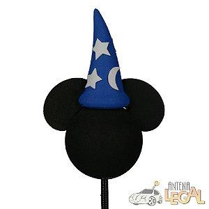 Enfeite de Antena para Carro Mickey Mágico Disney