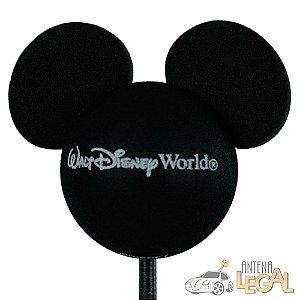 Enfeite de Antena para Carro Mickey Walt Disney World