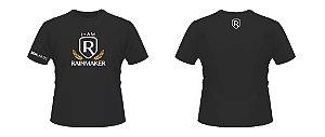 Camiseta Logo The Rainmakers Preta