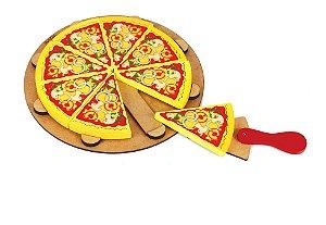 Brincar: Pizza