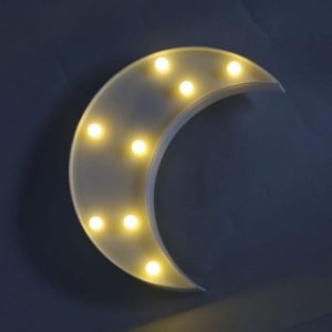 Luminoso de LED Lua