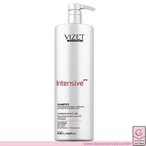 Intensive Pro Shampoo 1000ml Vizet Profissional