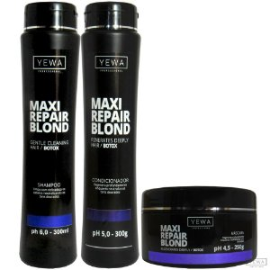 Home Care Max Repair Blond Yewa Professional