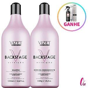 Compre Backstage Ganhe 11 in 1 + Intensive Vizet Profissional