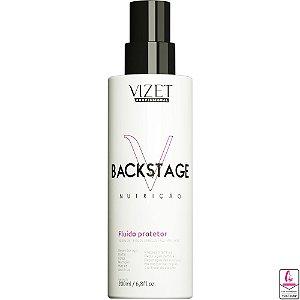 Fluído Protetor Backstage 200ml Vizet Profissional