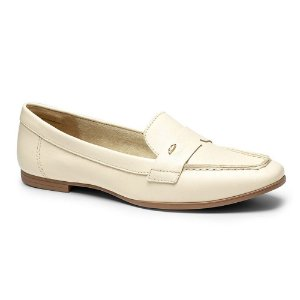 Sapato Mocassim Dakota Loafer Em Couro