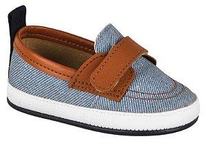 Sapato Infantil Molekinho 2950102 jeans